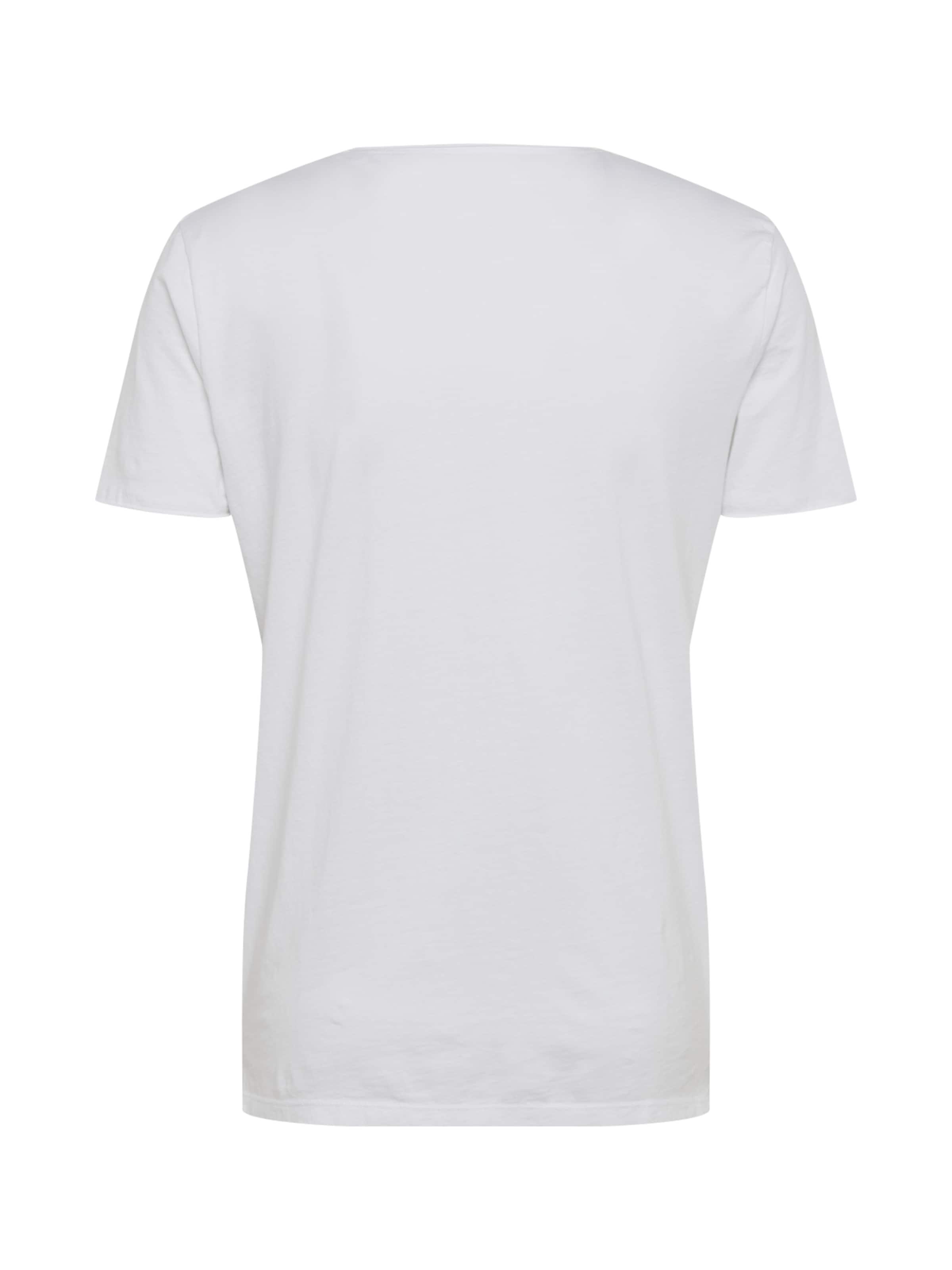EINSTEIN & NEWTON Shirt in weiß Jersey ESN0229001000001