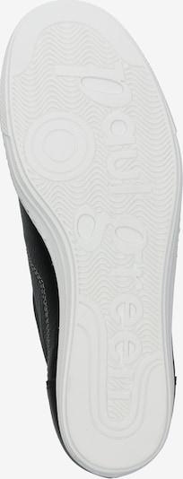 Paul Green Sneakers laag in de kleur Zwart: Onderaanzicht