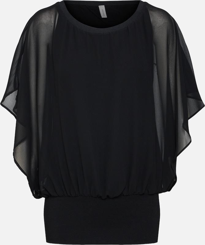 Top' En T odina Soyaconcept shirt 'sc 15 Noir FK1JcTl3