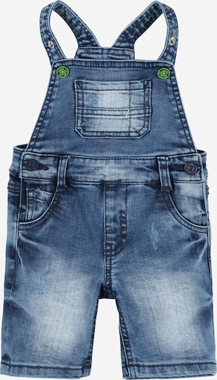 s.Oliver Junior Latzhose in blue denim, Produktansicht