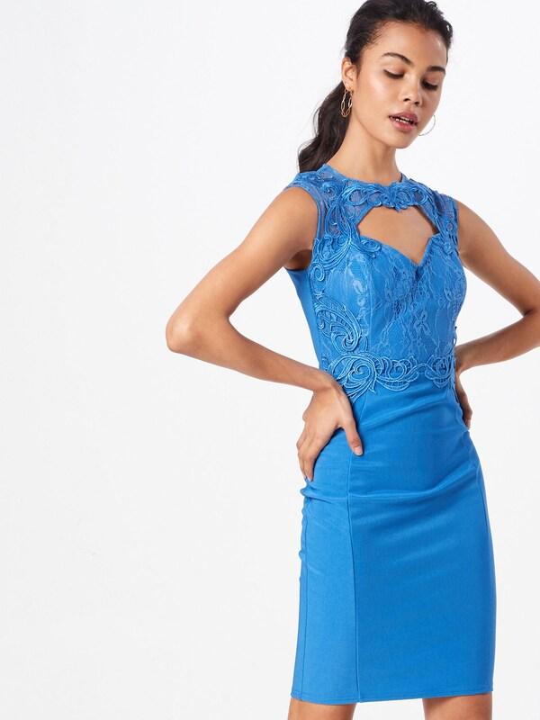 Lipsy Kleid in blau    Neuer Aktionsrabatt 4f7ff5