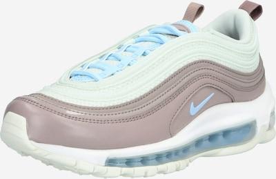 Nike Sportswear Sneakers laag 'Air Max 97' in de kleur Lichtblauw / Grijs / Offwhite, Productweergave