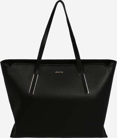 Maison Hēroïne Shopper 'Franca' in de kleur Goud / Zwart, Productweergave