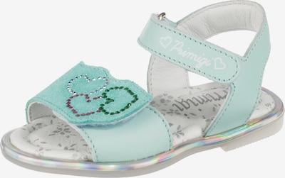 PRIMIGI Sandale in türkis, Produktansicht