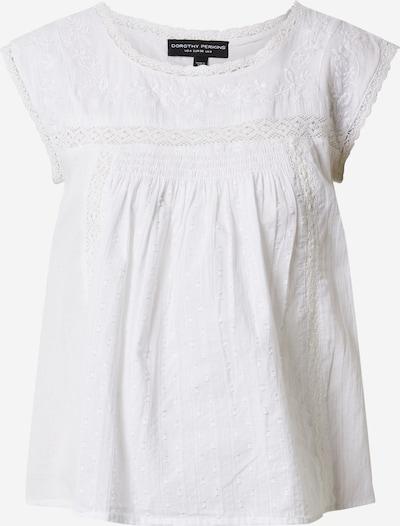 Tricou Dorothy Perkins pe alb, Vizualizare produs