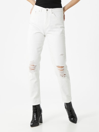 Tally Weijl Jeans in white denim, Modelansicht