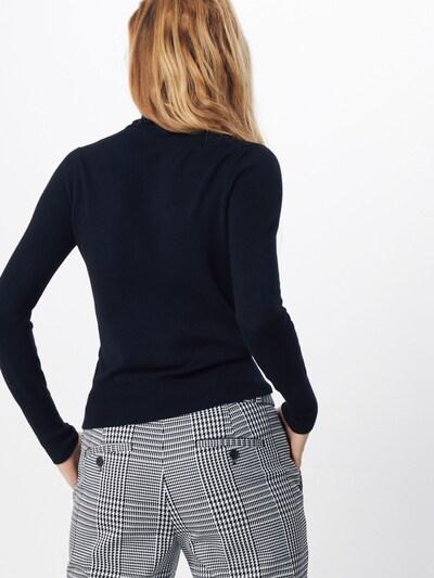ONLY Pullover 'VENICE' in schwarz: Rückansicht