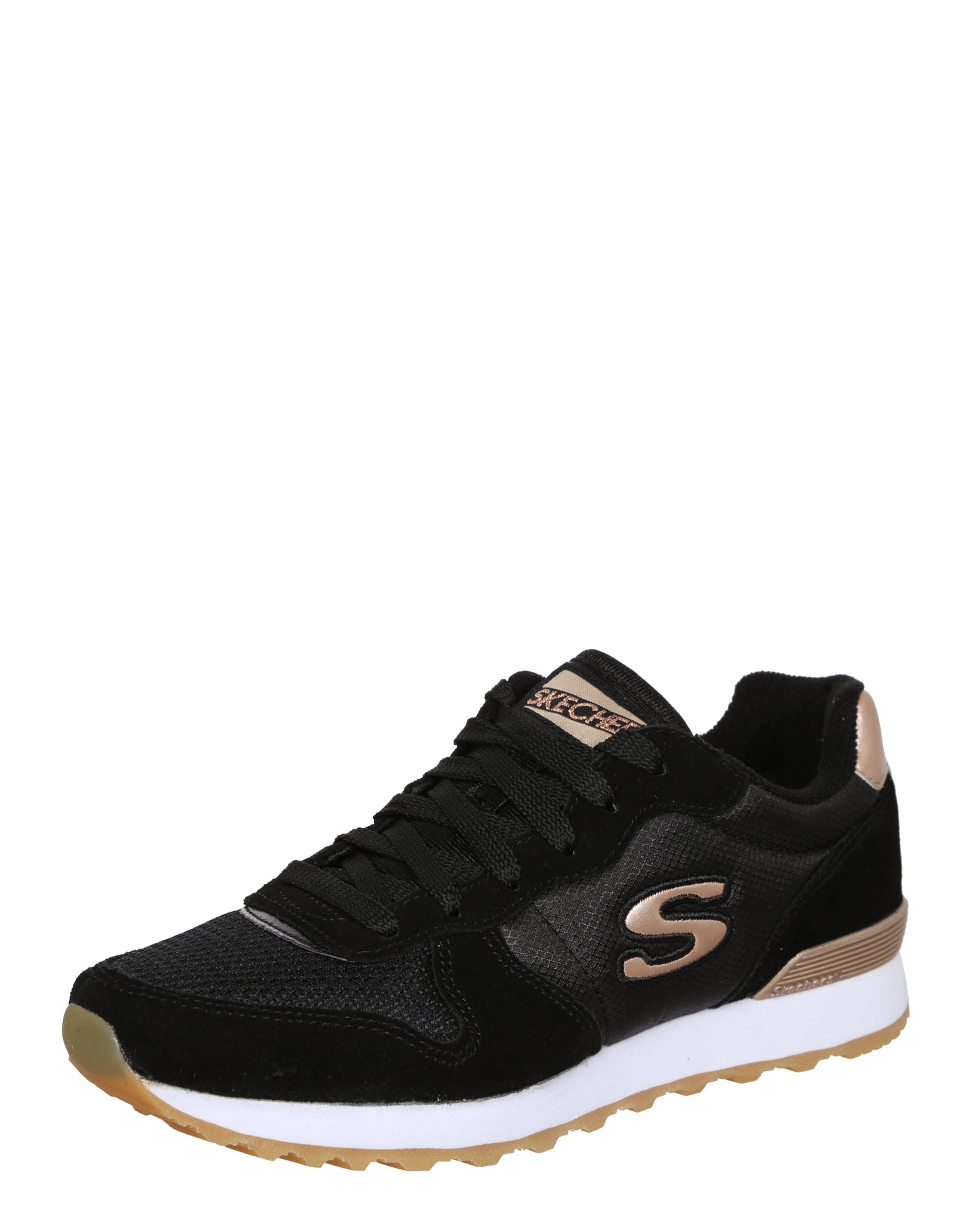 SKECHERS Sneaker Low Goldn gurl Hohe Qualität