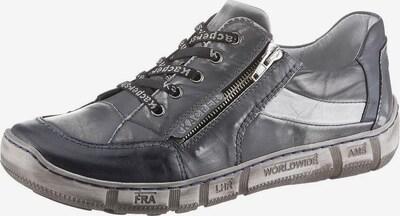 KACPER Schnürschuh in grau / dunkelgrau, Produktansicht