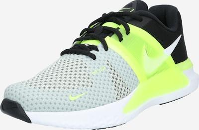 NIKE Sportschoen 'Renew Fusion' in de kleur Opaal / Neongroen / Zwart, Productweergave