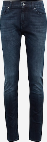 Jean 'RONNIE LUXE PERFORMANCE' 7 for all mankind en bleu