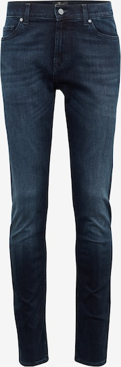 7 for all mankind Jean 'RONNIE LUXE PERFORMANCE' en bleu denim, Vue avec produit
