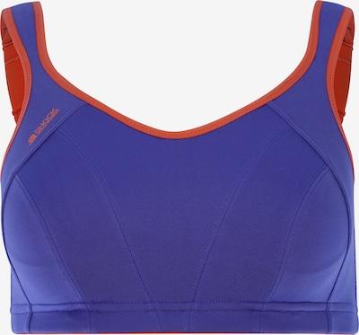 SHOCK ABSORBER Sport-BH in blau, Produktansicht