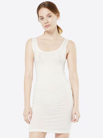 mbym Unterkleid 'Lina Basic' in weiß, Modelansicht