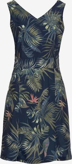 JACK WOLFSKIN Sommerkleid in blau / grün, Produktansicht