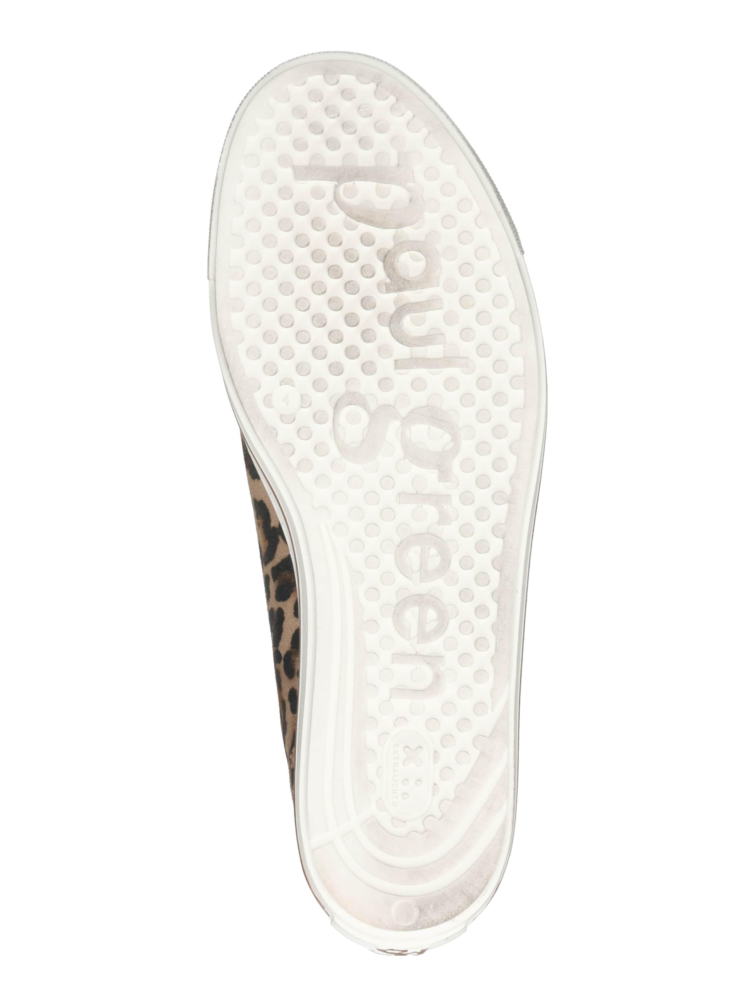 Paul Green HellbeigeBraun Sneakers In Schwarz OwPn0k