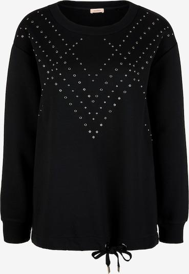 TRIANGLE Sweatshirt in schwarz, Produktansicht