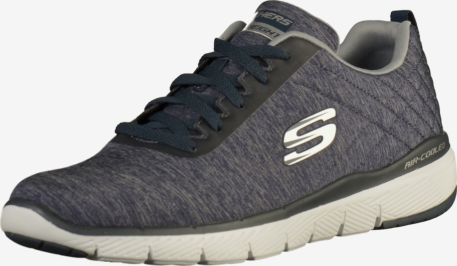 SKECHERS Sneaker 'Flex Advantage 3.0 - Jection' in taubenblau, Produktansicht