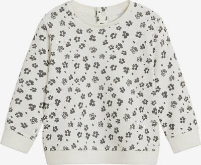 MANGO KIDS Sweatshirt 'MIRES7' in creme / schwarz, Produktansicht