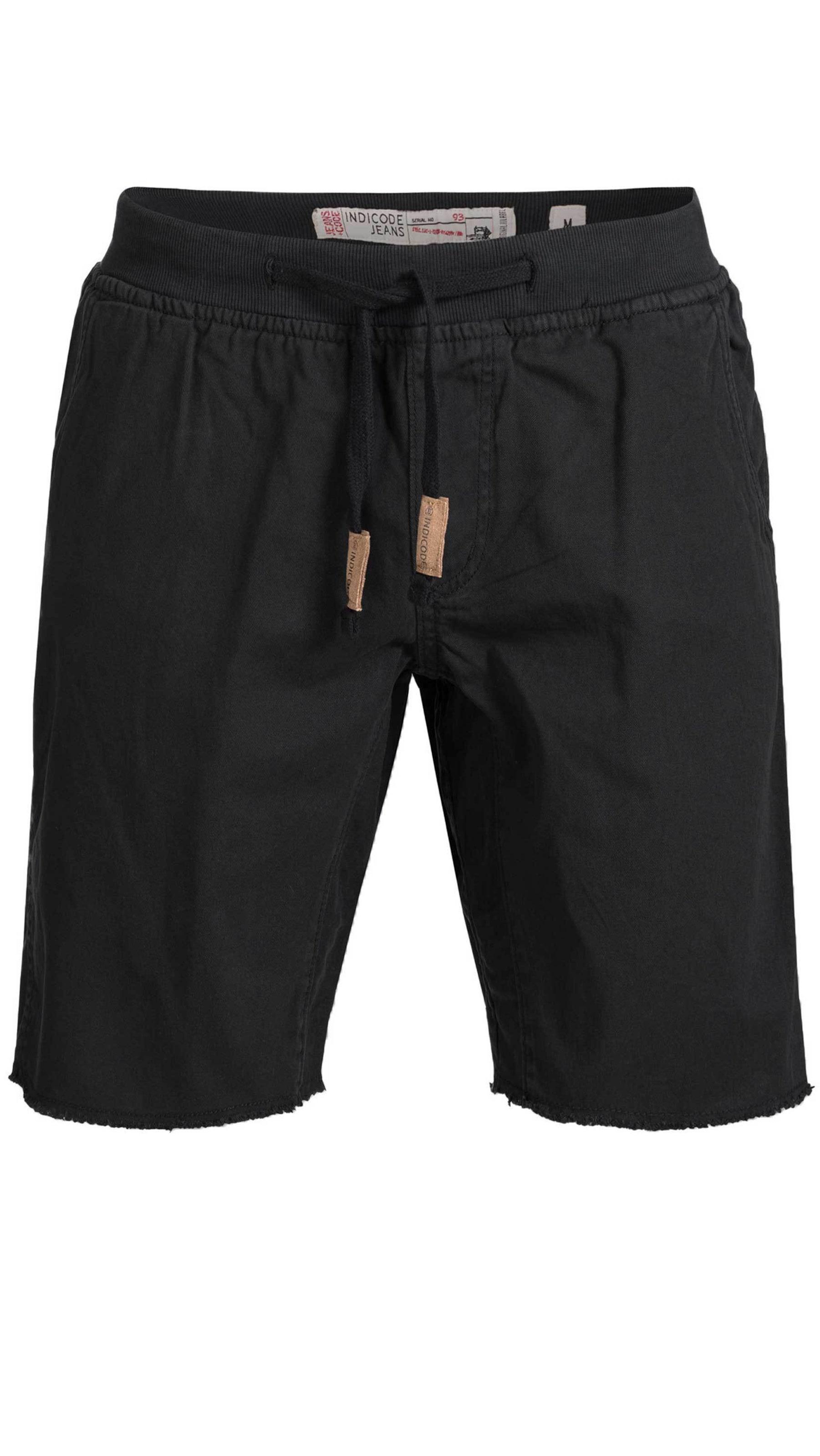 Jeans Noir En Pantalon Indicode Chino 'carver' TlFJ1cK