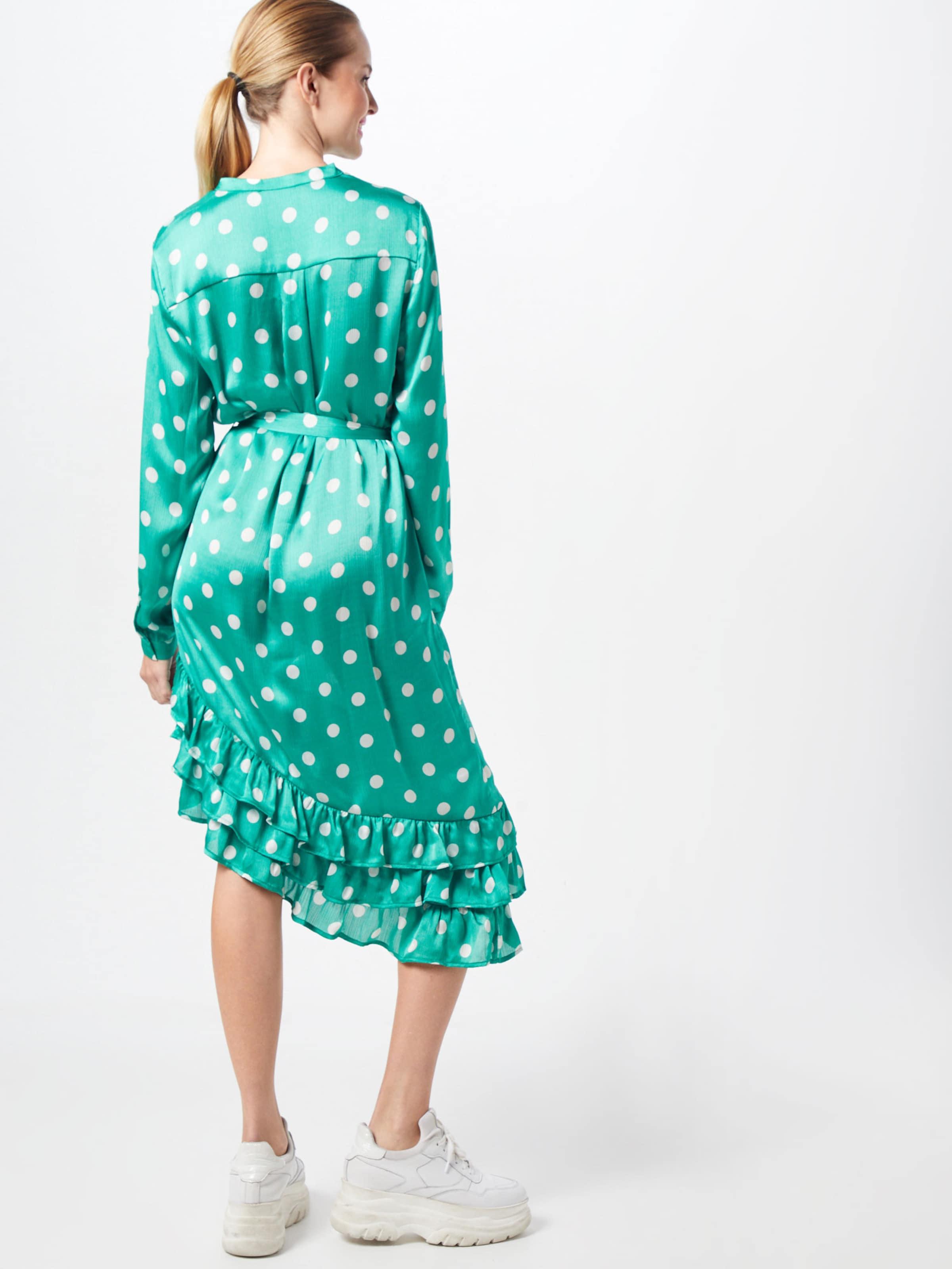 Sisters 'elba' Kleid MintWeiß In Point F1JlTKu3c