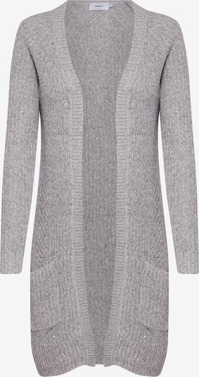 ONLY Cardigan 'BERNICE' en gris, Vue avec produit
