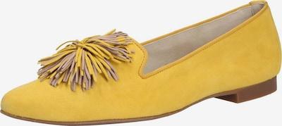Paul Green Ballerinas in gelb, Produktansicht