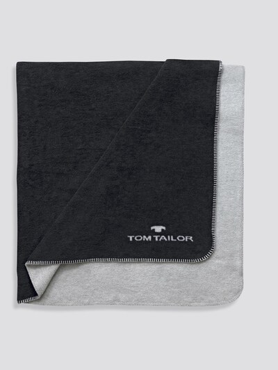TOM TAILOR Couvertures en noir, Vue avec produit