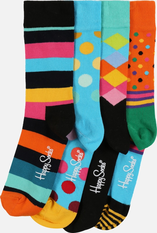 Happy Socks Socken 'Classics ' in mischfarben, Produktansicht