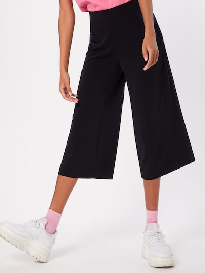 Noisy may Culotte 'ZOEY' in schwarz, Modelansicht