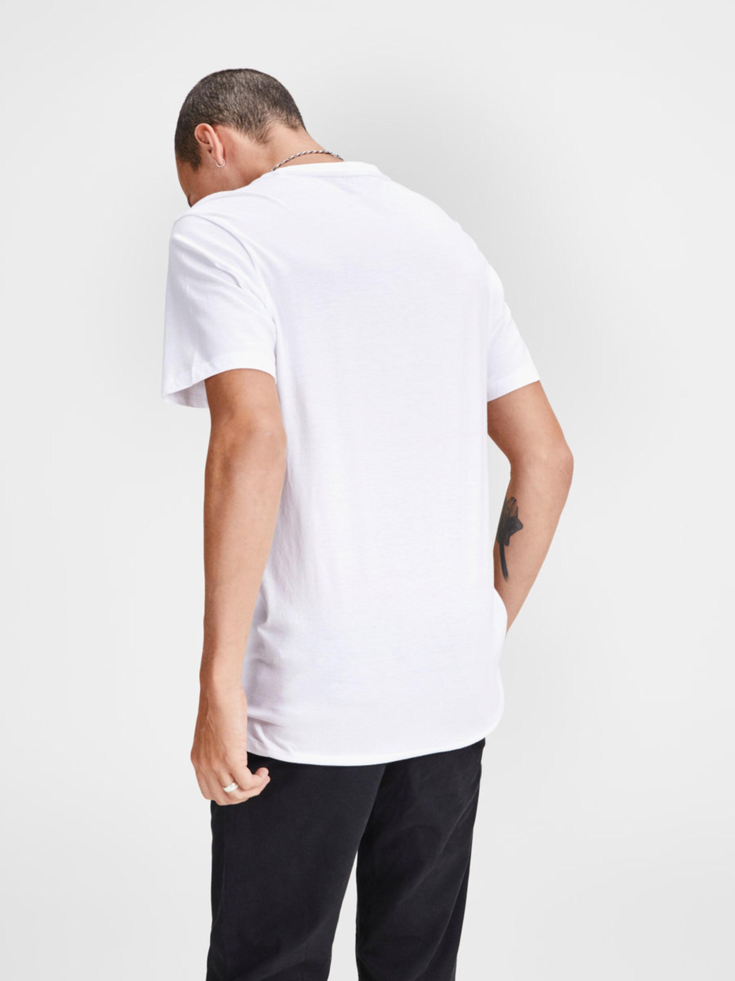 JACK & JONES Print T-Shirt 100% Zum Verkauf Garantiert Zum Verkauf Finish Günstigsten Online Rabatt Wirklich Frei Versandkosten Ka8VRuIhw9