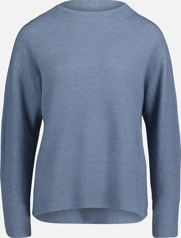 Betty & Co Pullover in taubenblau, Produktansicht