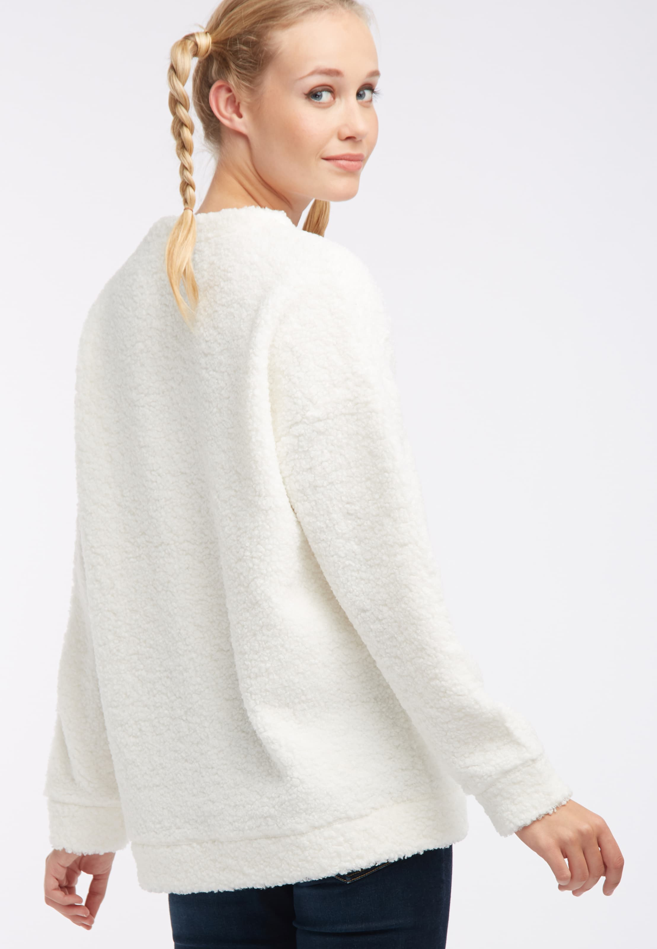Mymo Pullover In Creme Mymo Creme Pullover Mymo Creme Pullover In In Mymo kOuXZPiT