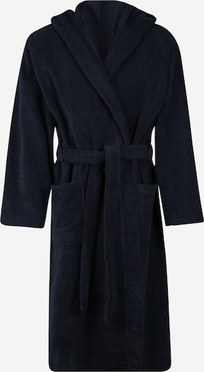 SCHIESSER Dlouhý župan 'Essentials' - marine modrá, Produkt