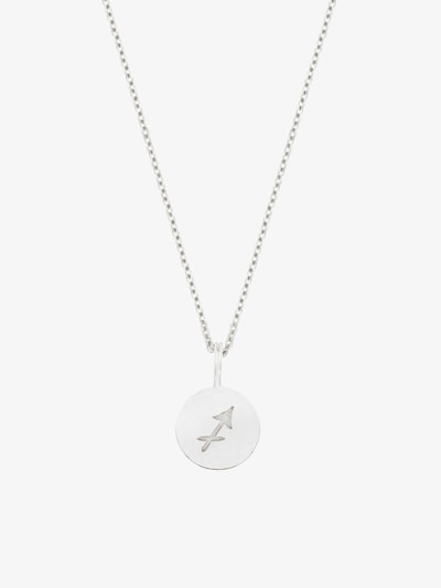 ID Fine Halskette in silber, Produktansicht