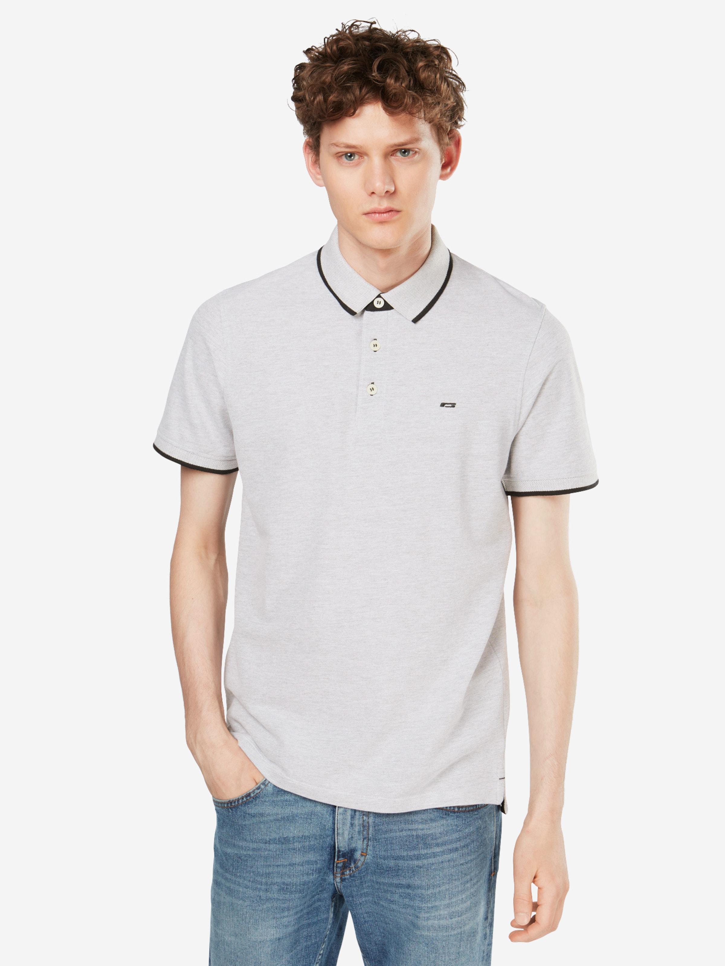 Clair Jackamp; shirt T Jones En Gris 534jALqR