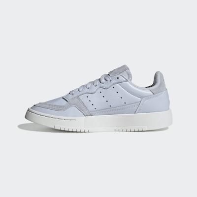 ADIDAS ORIGINALS 'Supercourt' Schuhe in rauchblau, Produktansicht