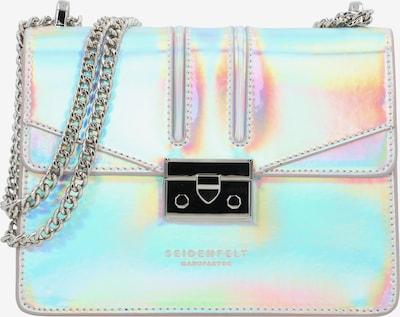 Seidenfelt Manufaktur Tasche in mischfarben, Produktansicht