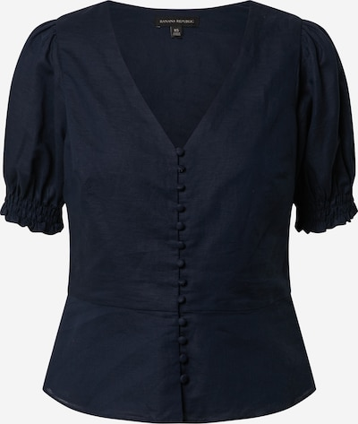 Banana Republic Blouse in de kleur Navy, Productweergave