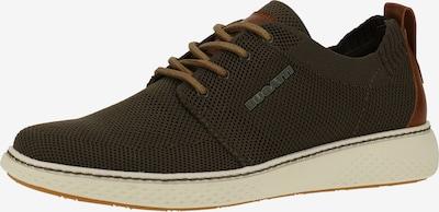 bugatti Sneaker in braun / khaki, Produktansicht