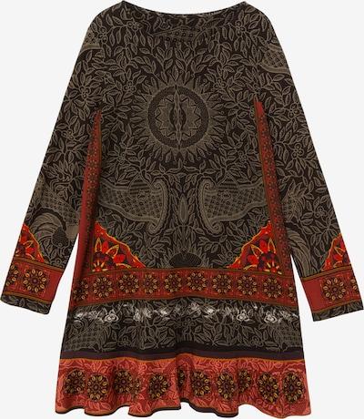 Desigual Šaty 'NAGOYA' - sivá / oranžová / červená / čierna, Produkt