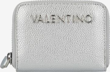 Valentino Bags Divina Geldbörse 11 cm in Silber