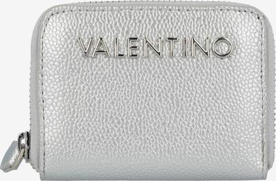 Valentino Bags Divina Geldbörse 11 cm in silber, Produktansicht