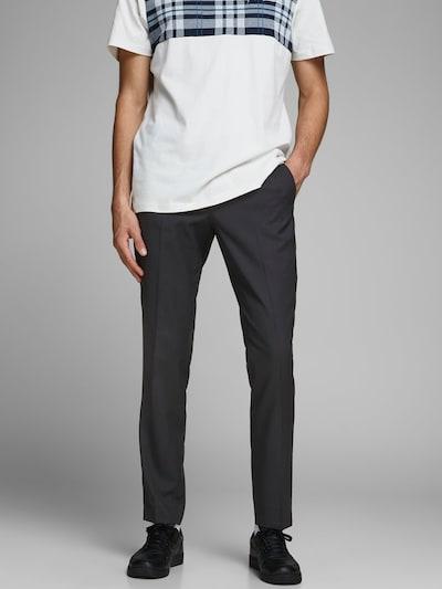 JACK & JONES Панталон с ръб в черно, Преглед на модела