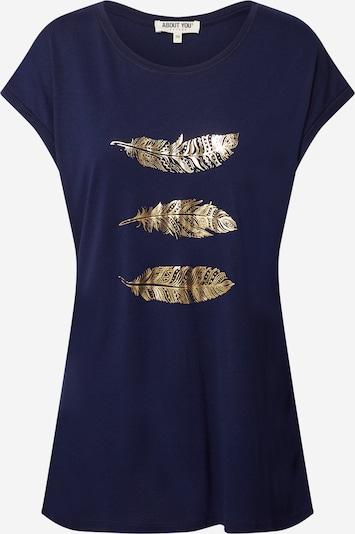 ABOUT YOU Shirt 'Antoinetta' in navy, Produktansicht
