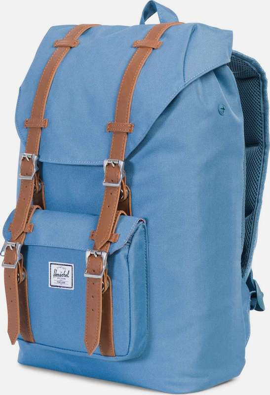 Herschel Rucksack mit Laptopfach 'Little America 17 Mid Volume Backpack'