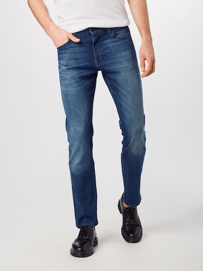 BOSS Jeans 'Maine BC-L-P' in blue denim, Modelansicht