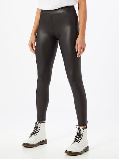 fekete ONLY Leggings 'MEGAN', Modell nézet