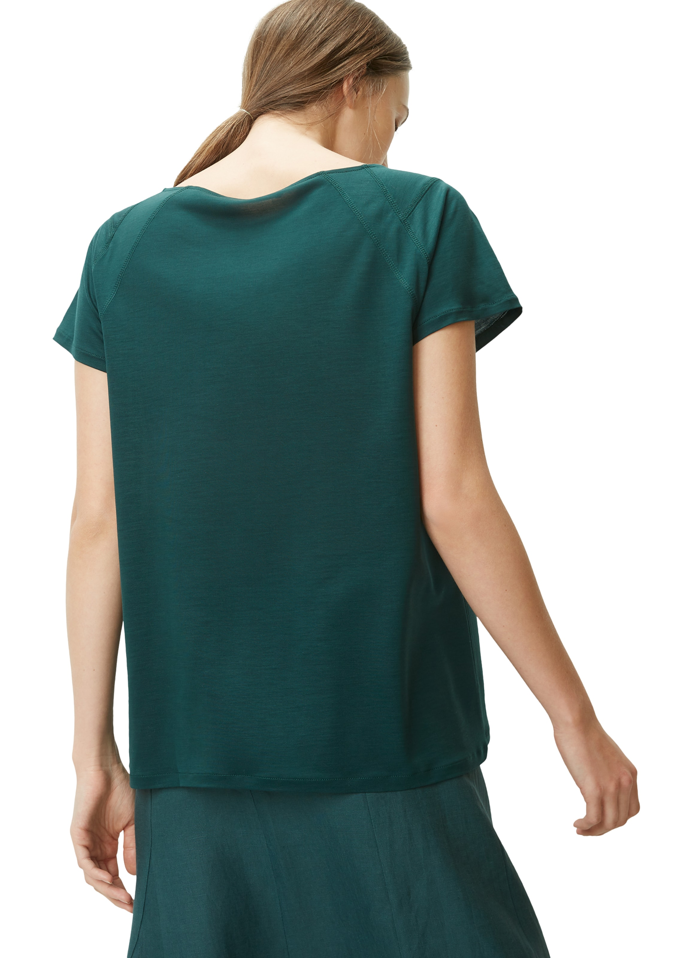 Marc O'polo Pure T shirt In Petrol vn0wmN8