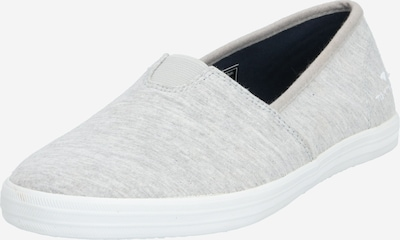 TOM TAILOR Slip on 'Loafer' en gris, Vue avec produit